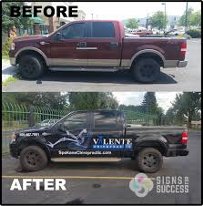 100 Wrapped Trucks Vehicle Wrap ROI Case Study Signs For Success