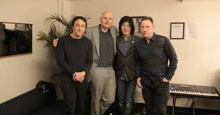 Smashing Pumpkins Chicago by Watch Smashing Pumpkins Reunite With James Iha At Los Angeles