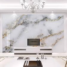 foto tapete moderne einfache goldene luxus wandmalereien marmor wand malerei wohnzimmer tv schlafzimmer home decor wand abdeckt fresken