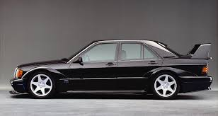 Mercedes Benz 190 E 2 5 16 Evolution II Side View