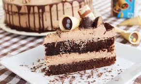 desert za 5 lagana čokoladna krema i sočan čokoladni