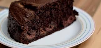 schoko kirschkuchen saftig schokoladig vegan und fettarm