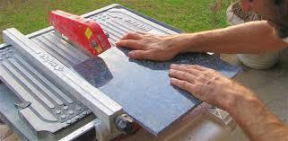 how cut granite countertop splendid stain install tile