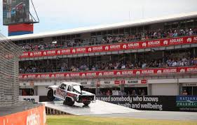 E.J. Viso Wins Stadium Super Truck Race 1 At Clipsal 500 In Adelaide ... Alaide 500 Stadium Super Trucks Schedule Dirtcomp Magazine Super To Start 2018 World Championship At Lake On Twitter Setting Up Detroitgp Racing Super Trucks The Road Indycar The Star Race Road America August 2325 Ramp It This Series Will Trample F1 Cars Big Rig Shootoutrmr Srz Secures Truck Title Wakefield Park Pure Motsport Or Gimmick Bittntsponsored Female Racer Rocks In Toronto Stadium Trucks To Race Road America August Asc