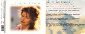 Whose Bed Shania Twain by Shania Twain Discography The Woman In Me Needs The Man In You