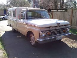 1964 Ford F 100 Truck Pickup With Camper - Survivor Ford Motor Company Timeline Fordcom 1964 F100 For Sale Near Las Vegas Nevada 89119 Classics On Busted Knuckles Photo Image Gallery Custom Cab F250 Pickup Truck Custom_cab Flickr Econoline For Sale Memphis Tennessee Restorod Just Sold Blocker Motors Cadillac Michigan 49601 Stepside Information And Photos Momentcar Hot Rod Network Rear 1 Classic Trucks Short Bed G100 Indy 2014