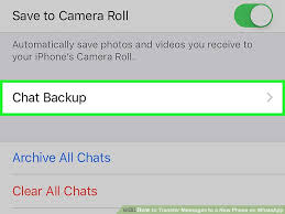 How to Transfer Messages to a New Phone on WhatsApp