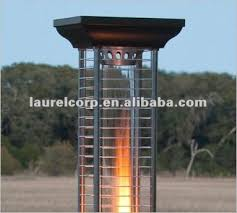 Pyramid Patio Heater Glass Tube by Decorative Glass Tube Outdoor Lpg Gas Patio Heater Buy New Flame