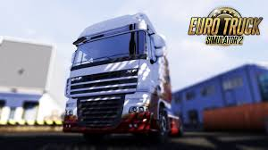 SCS Software's Blog: DAF Trucks Coming To Euro Truck Simulator 2!