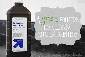 green cleaning cleaning with hydrogen peroxide ask