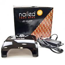 Cnd Shellac Led Lamp by Ibd Nailed Tech Spec Led Uv Lamp