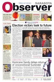 Spirit Halloween Sarasota Hours by Sarasota Observer Nov 8 By Jessica Luck Issuu