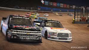 100 Nascar Camping World Truck NASCAR Heat 2 New Trailer Shows S On Eldora