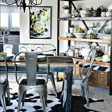 Dining Room Decor Industrial Design