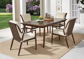 Outdoor Patio Dining Sets: 6 & 7 Piece, Wicker, Wood, Etc. Pplar Ikea Outdoor Ding Sets Komnit Fniture Set In Alinium European Design Saarinen Round Table Hivemoderncom Compare And Choose Reviewing The Best Teak Patio The Home Depot Hampton Bay Alveranda 7piece Metal With Hanover Monaco 7 Pc Two Swivel Chairs Four Alinum Restaurant Chair 5piece Rectangular Bench Barbeques Galore Styles Stone Harbor Taupe Polywood Official Store