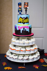 Cakes Captivating Batman Wedding Cake For Unique Ideas