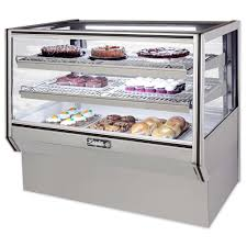 Leader CBK48 D 48 Dry Bakery Display Case