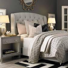 Best 25 Pink Grey Bedrooms Ideas On Pinterest