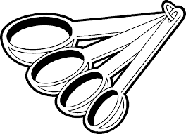Baking clipart spoon 3
