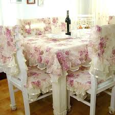 Dining Room Tables Covers Table Chair Slip Seat