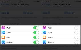 How to Disable Enable Auto App Updates in iOS 9 on iPhone or iPad