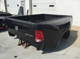 USED 2012 Dodge 3500 DRW LB Black Truck Bed :: Rondo Trailer