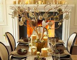 Fantastic Dining Room Decoration With Various Table Centerpiece Ideas Cheerful Christmas