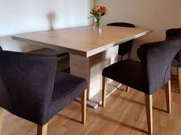 esszimmertisch mit sitzbank 4 stühlen in 70794 filderstadt