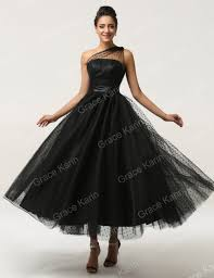 2015 best selling grace karin one shoulder tulle ball gown