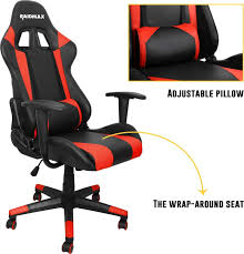 Raidmax Drakon Series DK702 Lift Seat Adjustment, 360 Swivel Wheel, High  Density Elastic Sponge/Synthetic Leather, Adjustable Backrest, Adjustable  ... Gxt 702 Ryon Junior Gaming Chair Made My Own Gaming Chair From A Car Seat Pcmasterrace Master Light Blue Opseat Noblechairs Epic Series Blackred Premium Design Finest Solid Steel Frame Plenty Of Adjustment Easy Assembly Max Dxracer Formula Black Red Ohfh08nr Noblechairs Introduces Mercedesamg Petronas Licensed Rogueware Xl0019 Series Ackblue Racer Gaming Chair Redragon Metis Ackblue Vertagear Racing Sline Sl5000 Chairs 150kg Weight Limit Adjustable Seat Height Penta Rs1 Casters Most Comfortable 2019 Ultimate Relaxation Da Throne Black Digital Alliance Dagaming Official Website
