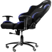 Akracing Gaming Chair Blackorange by Gaming Chair Akracing Gaming Chair Schwarz Blau Black Blue From