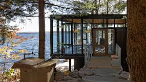 100 Boathouse Architecture Building Arts Architects Creates Remote Glass Boathouse On