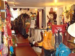 bath vintage clothing shop home