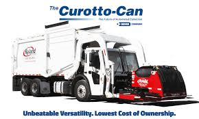 100 Trash Trucks In Action CurottoCan Automated Front Load Garbage