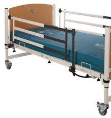 Grange Adjustable Bed Rails Side Rails Cot Sides for Hospital Beds