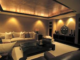 ambient lighting really sets the mood for your space as well as