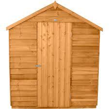Cheap 6 X 8 Wooden Sheds by Sheds Jtf Com
