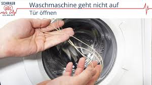waschmaschinentür geht nicht auf tipps und tricks wie du trotzdem an deine wäsche rankommst