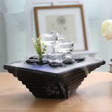 fontaine de bureau fontaine bureau décor à la maison de mariage décoration cadeau en
