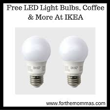 free led light bulbs coffee more at ikea