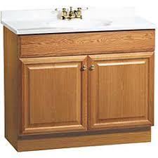18 Inch Bathroom Vanity Without Top by Bathroom Vanities Sears
