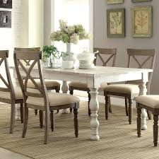 Dining Room Table And Chairs White Sets Best