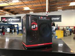AFe POWER Develops Scorcher Pro Tuner | AFe POWER