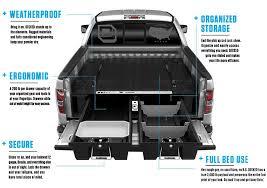 2015 2018 F150 DECKED Truck Bed Sliding Storage System 5 5ft