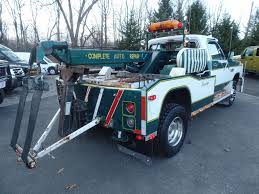 BangShift.com EBay Find: This 1982 Dodge Power Ram 350 Wrecker Isn ... Garys Towing And Recovery 1765 Kennard St Saint Paul Mn 55109 Jada Fast Furious 7 Intertional Durastar 4400 Flatbed Tow Classic For Sale On Classiccarscom 1930 Ford Model A Models Motor Car Items In Largest Jerrdan Parts Dealer Usa Store Ebay 1993 Kosh 1070 Truck Wrecker For Auction Or Lease Diecast Toy Trucks Wreckers Bangshiftcom 1949 T6 1st First Gear 1960 Mack B61 Chicago Police 134 Scale Tonka Vintage Aa Early 1960s