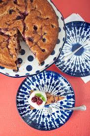 kuchen mit buttermilch und sauerkirschen back dein brot