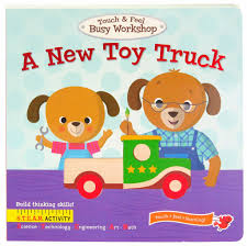 A New Toy Truck - A Touch & Feel Book | Tonka Wikipedia Toys Trucks Books In Norwich Norfolk Gumtree 2019 Magic Inductive Truck Follow Drawn Line Car Toy For Kids Surprise Deal Big Save Childrens Day Gift Boys Colctible Cute Animal Model Dinosaur Panda Vintage Galoob The 4 X 1984 Toy Truck Nice Working Trucks For Toddlers Dump Playing Scoop Rescue Shapesorting Sense Nothing Can Stop By Nostalgia Zmoon Transport Carrier With 6 Mini 116th Little Buster Toys Black Angus Cow Cheap Transporter Find Deals On