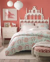 Coral Colored Bedding by Bedroom Turquoise King Size Duvet Cover With Beautiful Coral