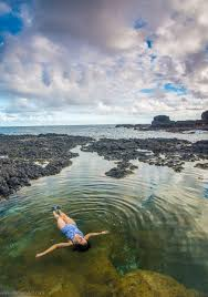 100 Worldwide Pools Things To Do In Kauai Hawaii Swimming In A Tide Pool At Secret