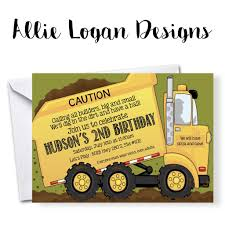 Dump Truck Construction Dirt Hauler Invitation | Allie Logan Designs Amazoncom Tonka Classic Steel Quarry Dump Truck Vehicle Toys Games Vtg 1960s Red Yellow Gas Turbine Pressed John Deere Articulated 3d Cgtrader Funrise Toy Toughest Mighty Walmartcom 1144 Komatsu Made In Vietnam Andrea Sadek Blue And Designed Coin Bank Florida Walthers Intertionalr 7600 3axle Heavyduty Bruder Mb Arocs Half Pipe Giant Stock Photo Picture And Royalty Free Image Mi3592 Yellow Dump Truck Clock Minya Collections Dimana Beli Daesung Ds 702 Power Diecast Di